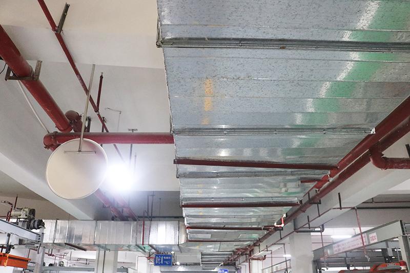 地下车库排风系统