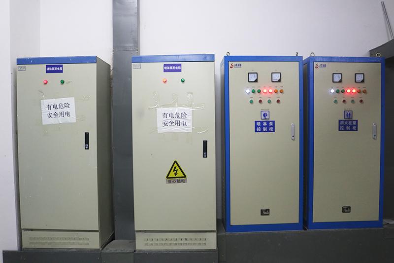 消防泵控制系统