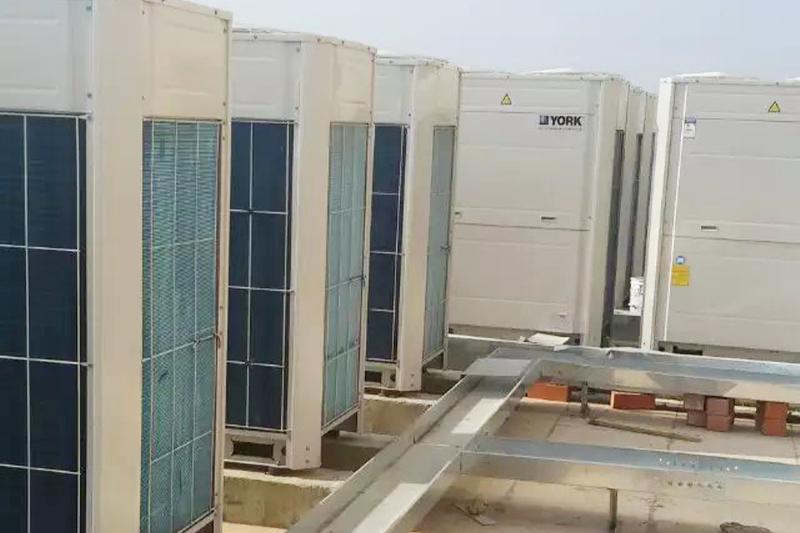 多联中央空调