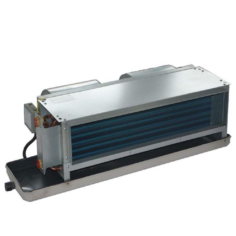 空调末端盘管机
